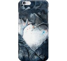 Live by the light in your heart iPhone Case/Skin