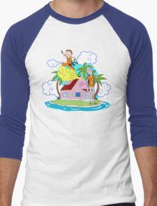 Dimensions Holidays Men's Baseball ¾ T-Shirt