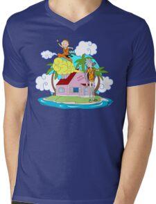 Dimensions Holidays Mens V-Neck T-Shirt