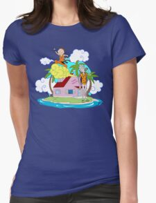 Dimensions Holidays Womens Fitted T-Shirt