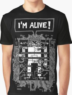 Alive Graphic T-Shirt