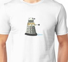 Dalek Big dot Unisex T-Shirt