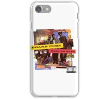 Grand Puba - Reel to Reel iPhone Case/Skin