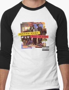 Grand Puba - Reel to Reel Men's Baseball ¾ T-Shirt