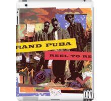 Grand Puba - Reel to Reel iPad Case/Skin