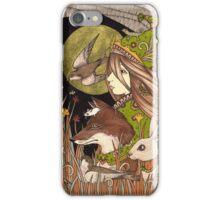 Earthlings iPhone Case/Skin