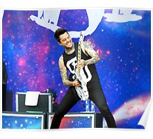 Tony Perry at Leeds Fest 2015 #2 Poster