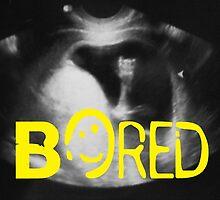 Bored - Sherlock by DarkMina