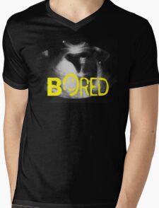 Bored - Sherlock Mens V-Neck T-Shirt