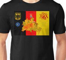 BERLIN - Deutschland - Hauptstadt  Unisex T-Shirt