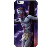 Zombie Jesus Christ iPhone Case/Skin