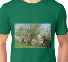 Springtime at Our House in Romania Unisex T-Shirt