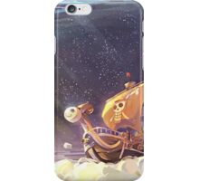ONE PIECE - VOGUE MERRY iPhone Case/Skin