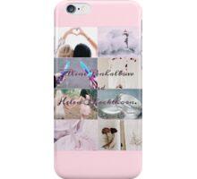 Aline Penhallow and Helen Blackthorn  iPhone Case/Skin