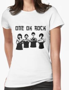 One Ok Rock Womens Fitted T-Shirt