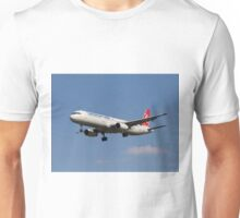 Turkish Airlines Airbus A321 Unisex T-Shirt