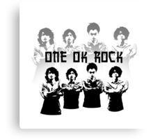 One Ok Rock Canvas Print