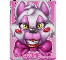 Funtime Foxy / Mangle cute design iPad Case/Skin
