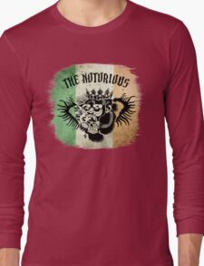 McGregor Tat - Tri Colour Long Sleeve T-Shirt