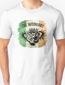 McGregor Tat - Tri Colour Unisex T-Shirt