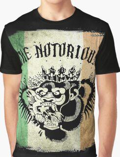 McGregor Tat - Tri Colour Graphic T-Shirt