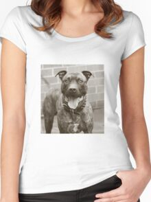 can I play? Women's Fitted Scoop T-Shirt