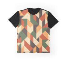 Abstract Geometry 9 Graphic T-Shirt