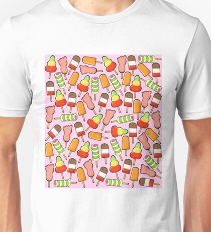 Ice Lollies Unisex T-Shirt