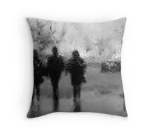 3 + 1 Throw Pillow