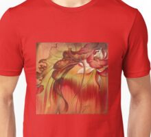 """""""Shelter Among the Colorful Mists"""" from the series """"In the Lotus Garden"""" Unisex T-Shirt"""