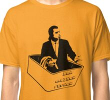 Pulp Fiction Van Vega Confused No Money Wallet Classic T-Shirt