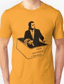 Pulp Fiction Van Vega Confused No Money Wallet Unisex T-Shirt