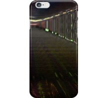 alien ship headed to your local grocer iPhone Case/Skin