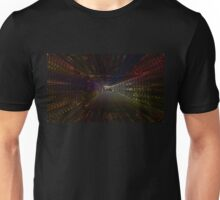 alien ship headed to your local grocer Unisex T-Shirt