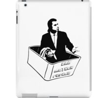 Pulp Fiction Vincent Vega Confused No Money Wallet iPad Case/Skin
