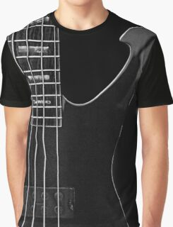 Ibanez 'Iceman Bass' Guitar Graphic T-Shirt