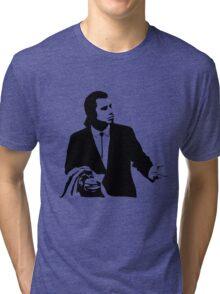 Pulp Fiction Vincent Vega Confused Tri-blend T-Shirt