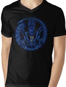 Into the Dark Mens V-Neck T-Shirt