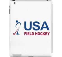 Team USA Field Hockey iPad Case/Skin