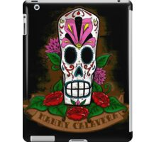 Mexican Fandango! iPad Case/Skin