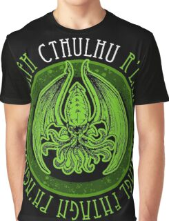 Invoking Cthulhu Graphic T-Shirt