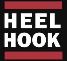 Heel Hook (BJJ & MMA) One Piece - Short Sleeve