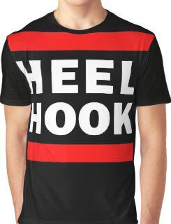 Heel Hook (BJJ & MMA) Graphic T-Shirt