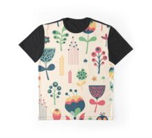Love Flowers Graphic T-Shirt