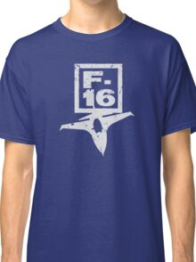 F16 Fighter Classic T-Shirt