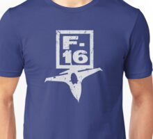 F16 Fighter Unisex T-Shirt