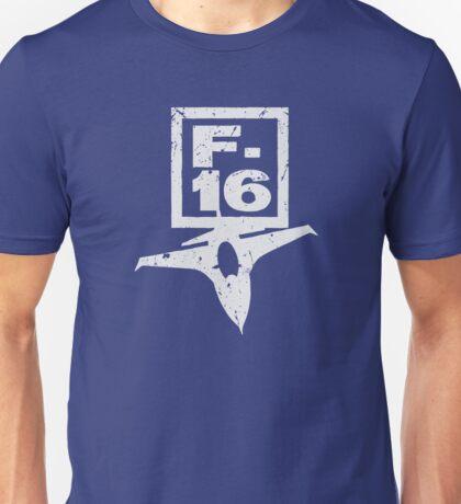 F16 Fighter Unisex T-Shirt