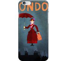 Poppins iPhone Case/Skin