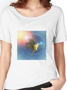 Fantasy Bird Women's Relaxed Fit T-Shirt