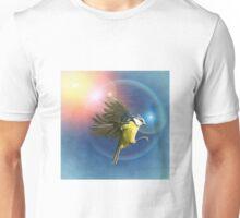Fantasy Bird Unisex T-Shirt